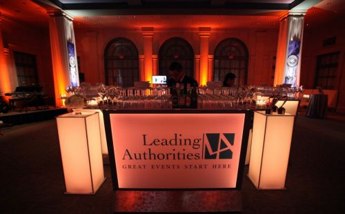 leading authorities event graphic