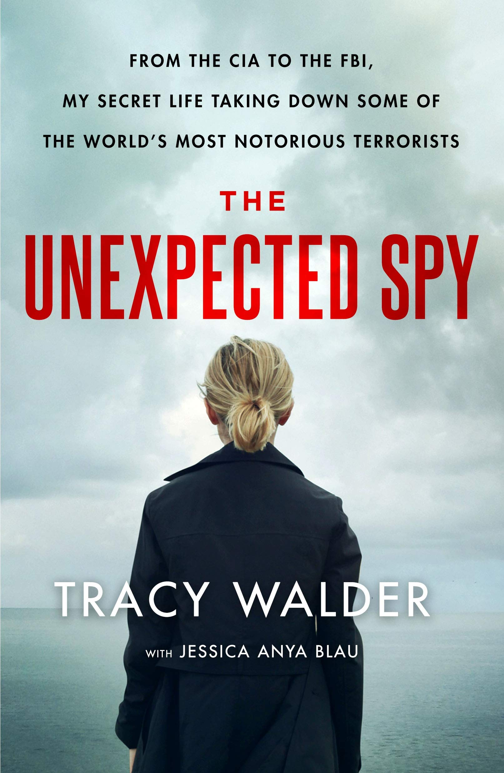 Tracy Walder's The Unexpected Spy