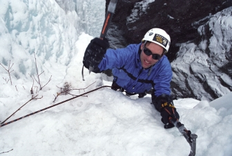 Erik Weihenmayer blind mountain climber