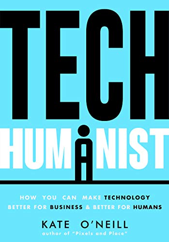 Cover of Tech Humanist Book