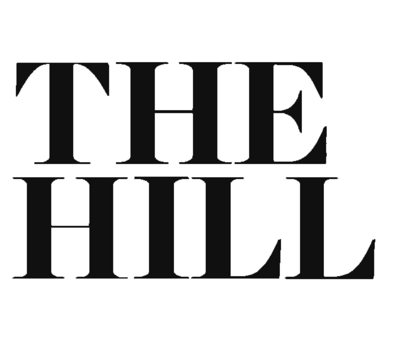 The Hill square logo