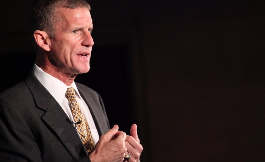 General Stanley McChrystal Leadership Speaker