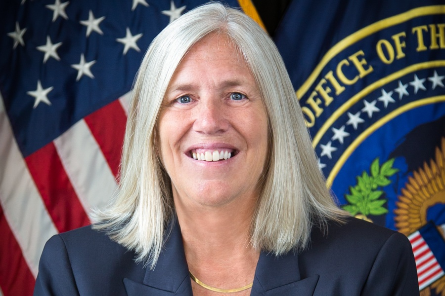 New Exclusive: National Security Leader Sue Gordon