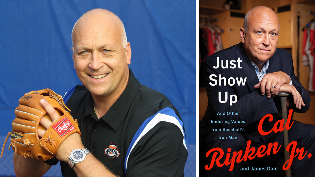 "Baseball's ""Iron Man"" Cal Ripken Jr. Now Available for Lectures"