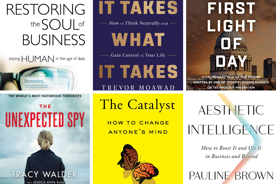 New Must-Read Books from LAI Speakers