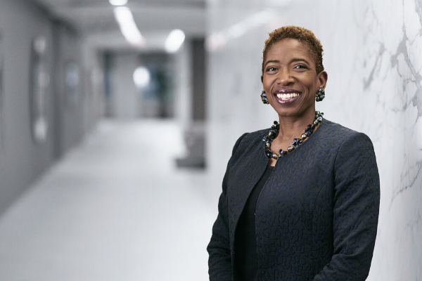 Carla Harris, Morgan Stanley
