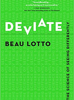 Beau Lotto's Book Deviate