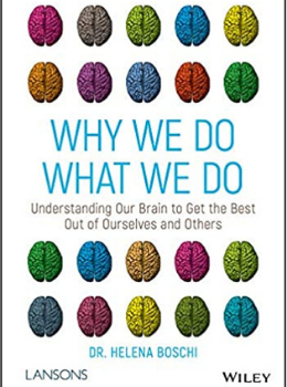 Boschi's Book Why We Do What We Do