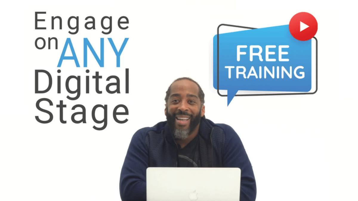 Digital Stage Training with Sekou Andrews