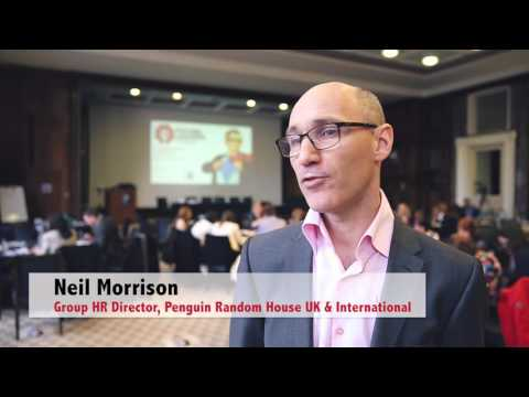 Neil Morrison on Having a Passion for HR