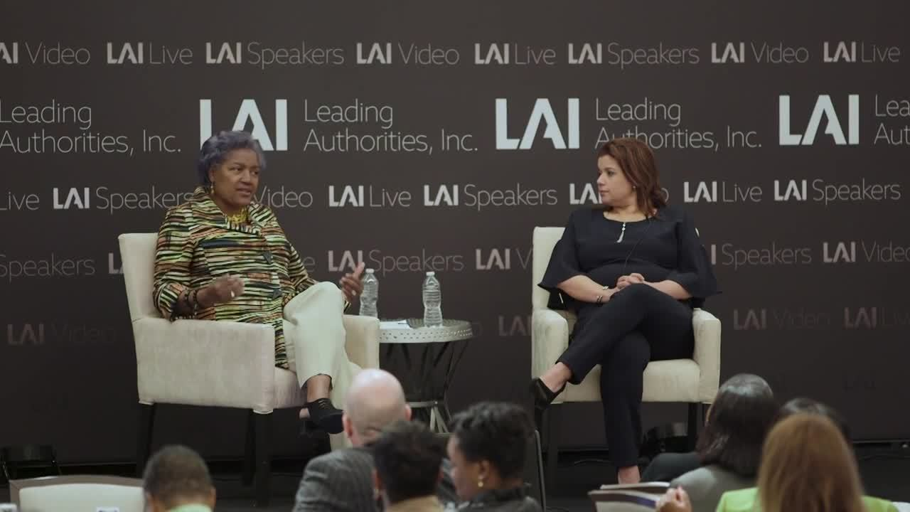 A Conversation With Ana Navarro and Donna Brazile