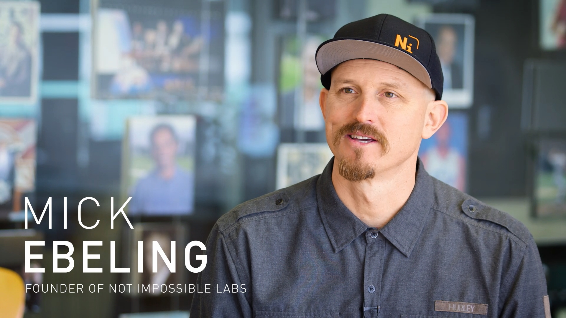 Mick Ebeling: How Not Impossible Labs Solves the Impossible