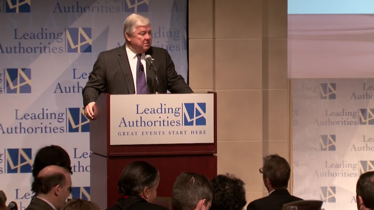 Haley Barbour: The Constipation of Congress