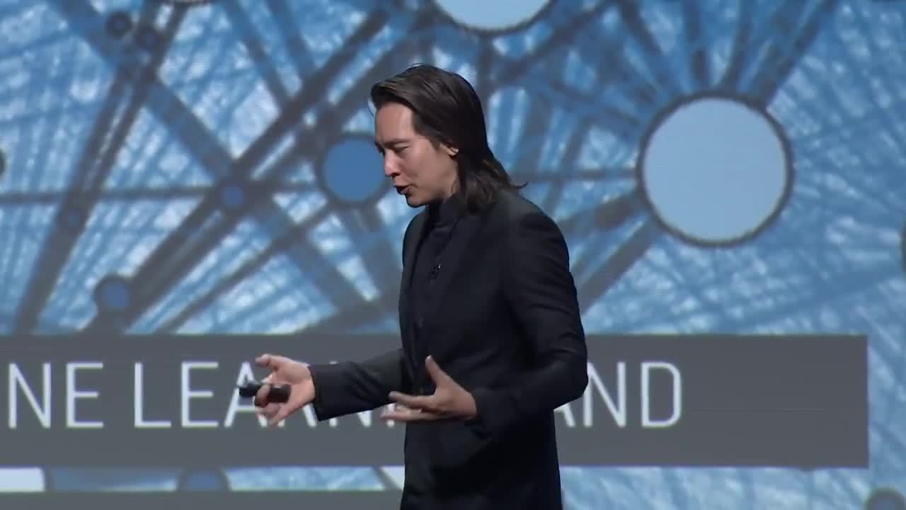 Mike Walsh: Data Is Your Competitive Edge