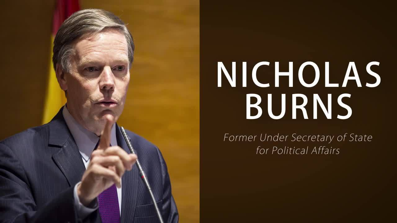 Nicholas Burns: Foreign Policy Trend Analysis