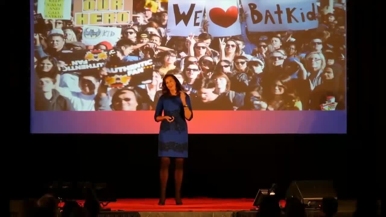 Batkid: Building a Winning Team to do Good