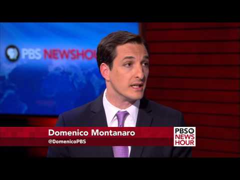 Domenico Montanaro on Two GOP Competitors