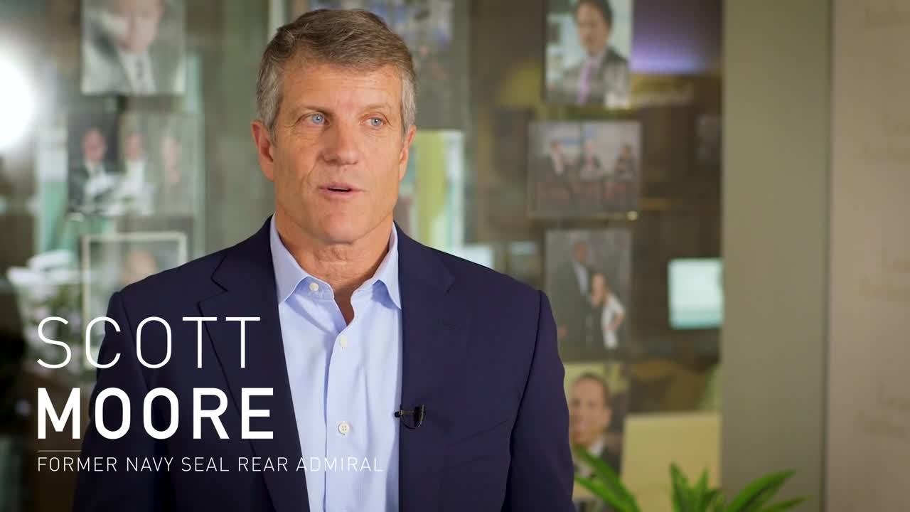 Navy SEAL Scott Moore on Leadership