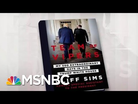 Cliff Sims Interview with Morning Joe