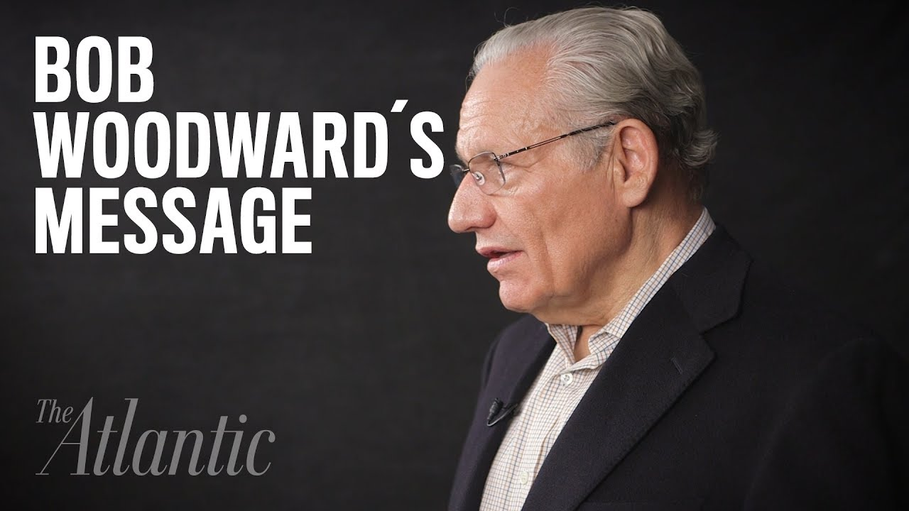 Bob Woodward On Today's Media