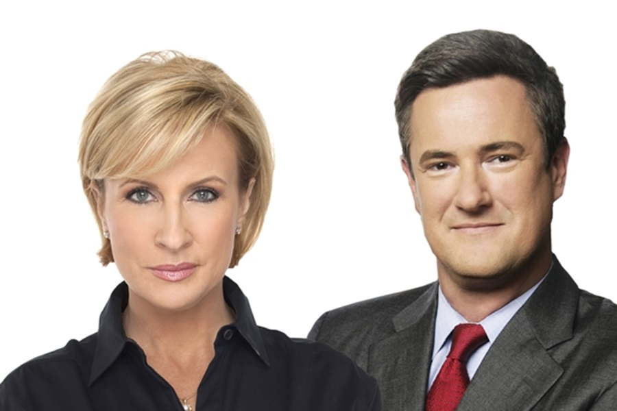 Mika Brzezinski & Joe Scarborough