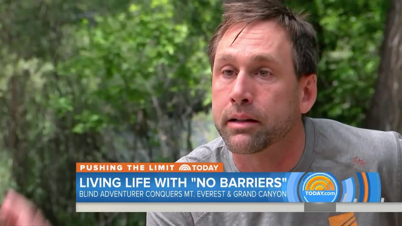 Erik Weihenmayer: Living Life With No Barriers | LAI
