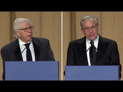 Woodward & Bernstein: The Media Is Not Fake News