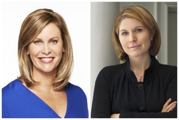 Stephanie Cutter & Nicolle Wallace
