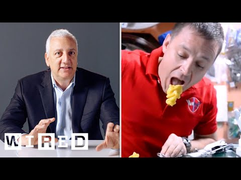 Mike Massimino: How Food Is Different in Space
