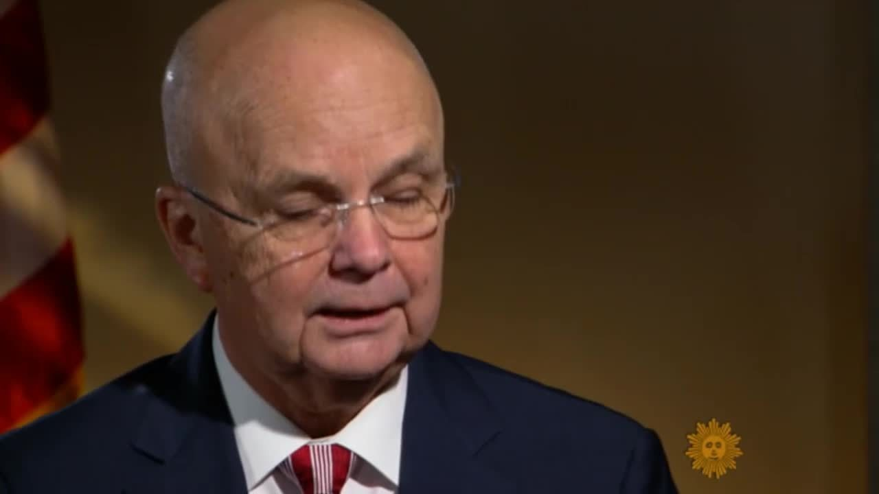 Michael Hayden 2016 'On Stealing' V1