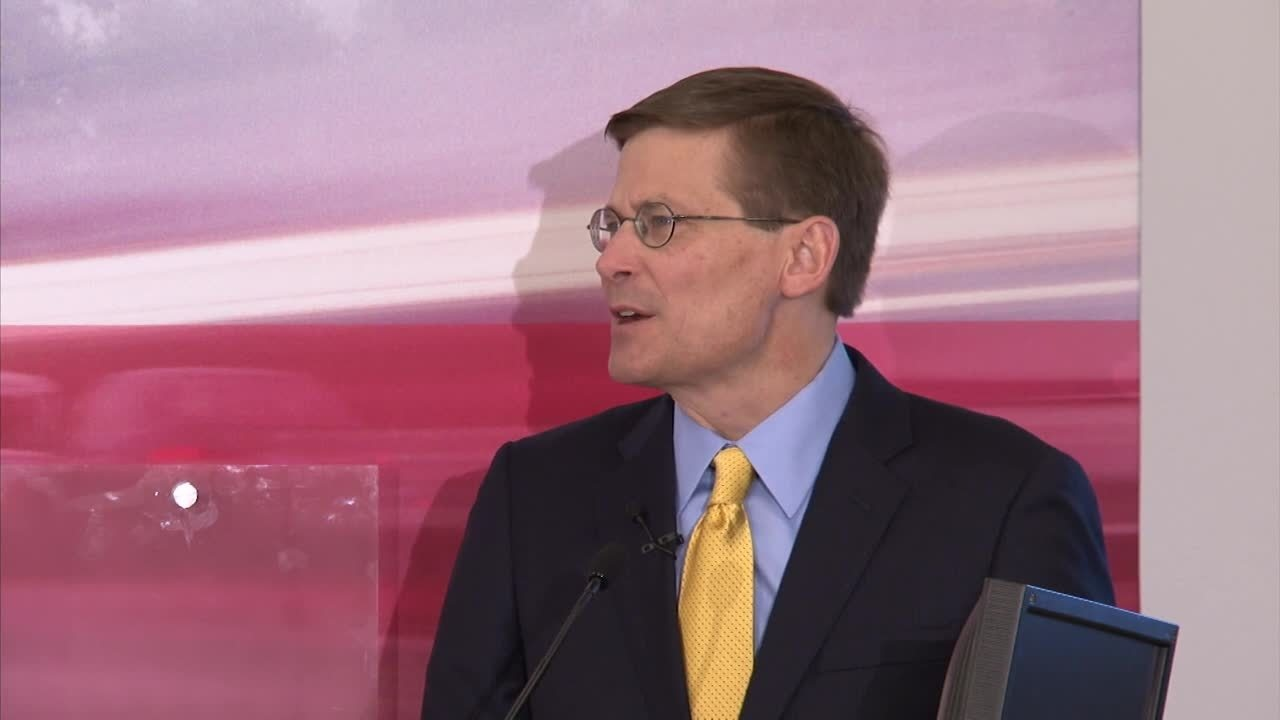 Michael Morell on Terrorism and Intelligence