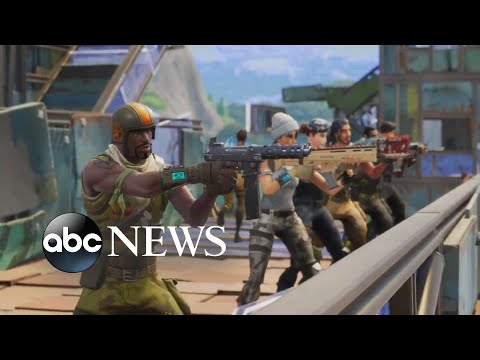Trends Expert Scott Steinberg on Fortnite