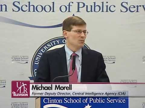 Michael Morell: The CIA Promotional video