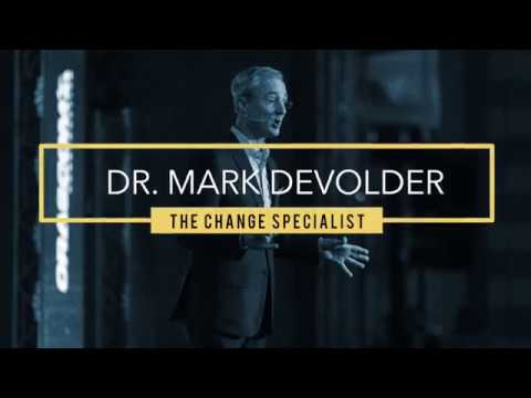 Dr. Mark DeVolder: High-Energy Speaker On Change