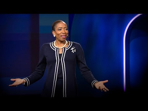 Carla Harris: How To Find The Person Who Will Help You Get Ahead At Work | TEDx