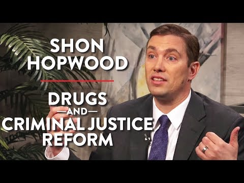 Shon Hopwood: Drugs, Incarceration, & Criminal Justice Reform