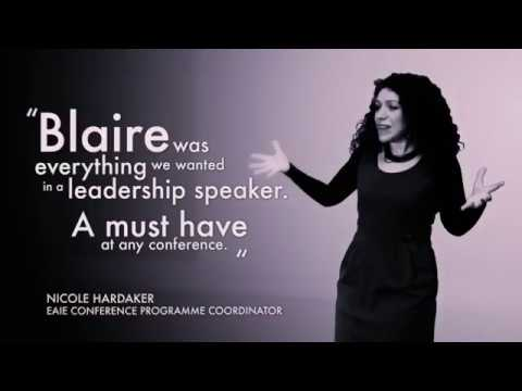 Blaire Palmer: Improving Leadership and Efficiency