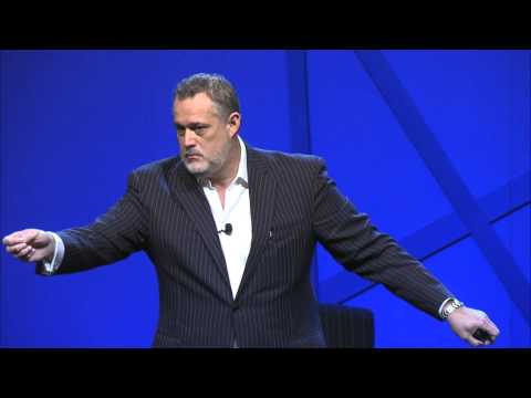 Jeffrey Hayzlett: Running The Gauntlet