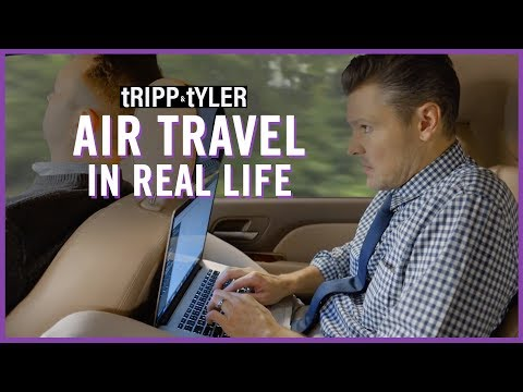 Tripp Crosby: AirTravel in Real Life