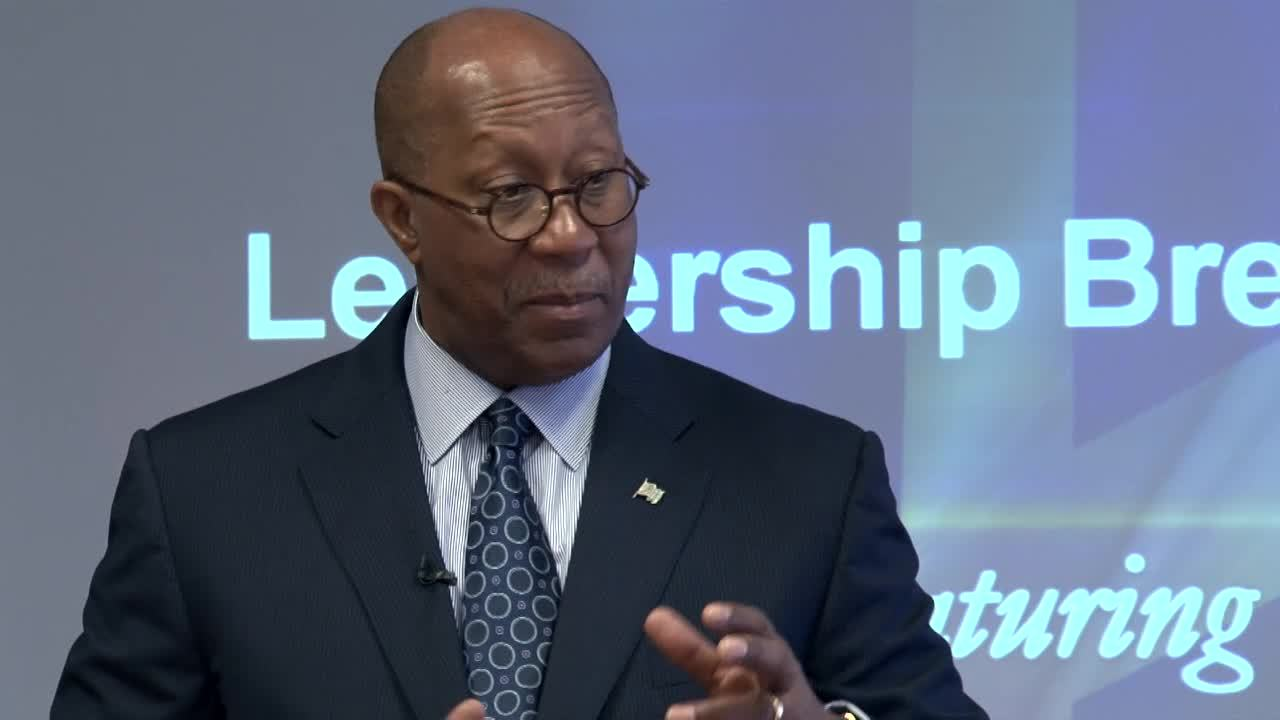 Ron Kirk: Trade Can Equal Jobs