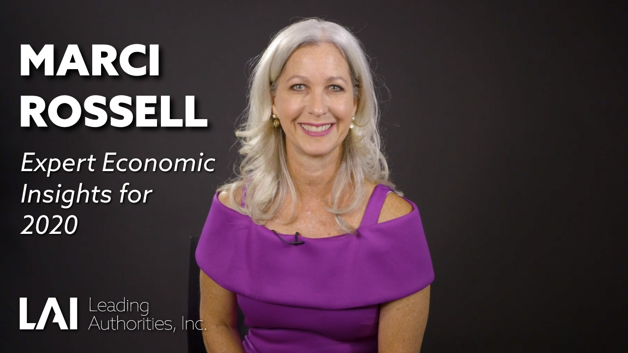Marci Rossell: Expert Economic Insights for 2020