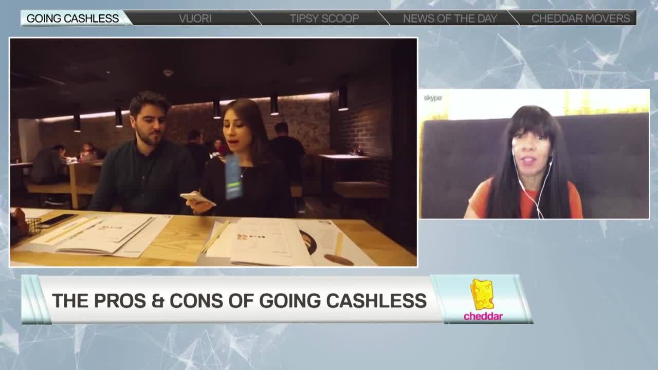 Lauren DeLisa Coleman: Moving Toward A Cashless Society