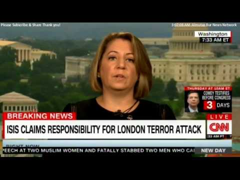 Lisa Monaco Discusses the Current Travel Ban