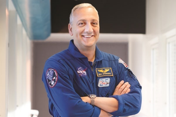 Michael Massimino
