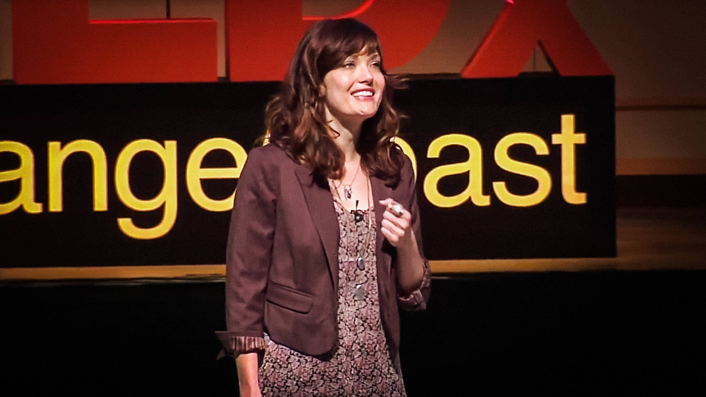 Amy Purdy's TED Talk: Living Beyond Limits