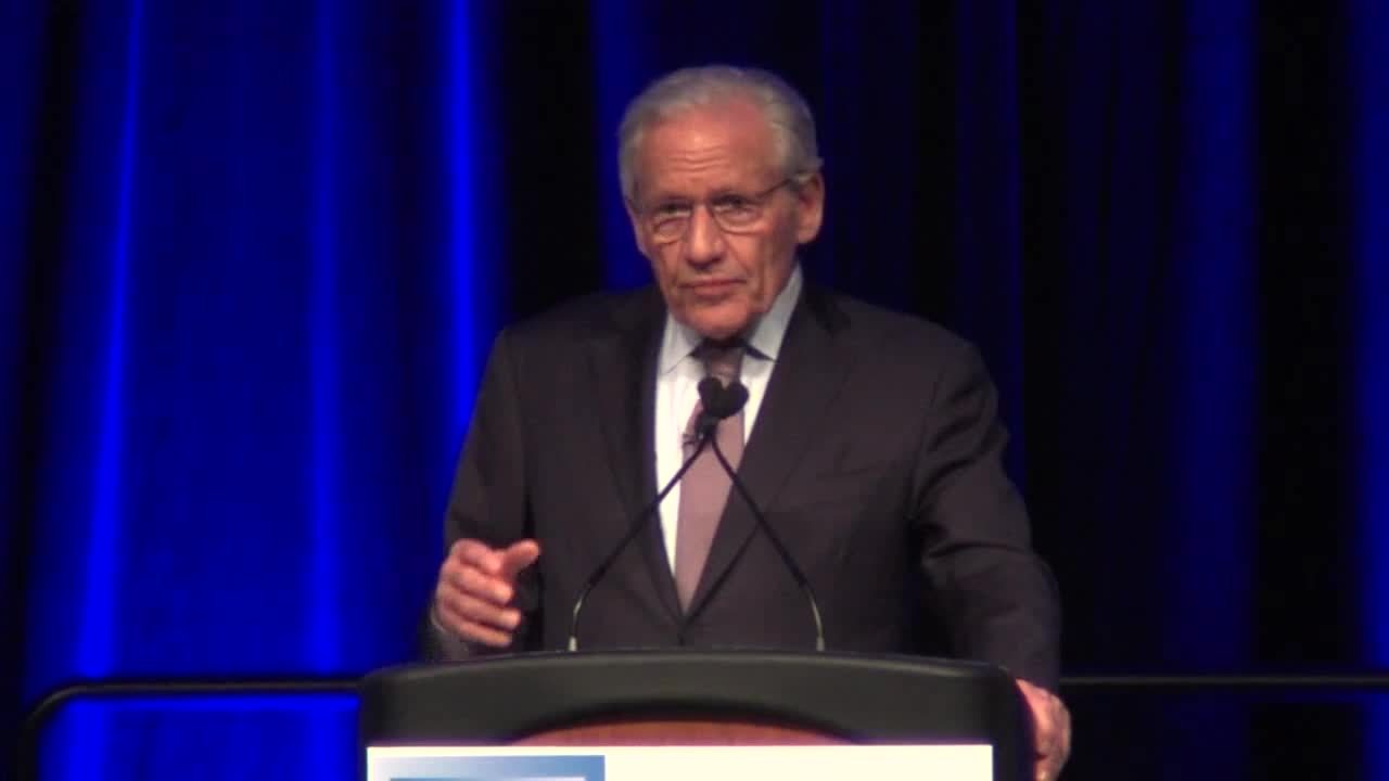 Bob Woodward: Tense Times in The Situation Room