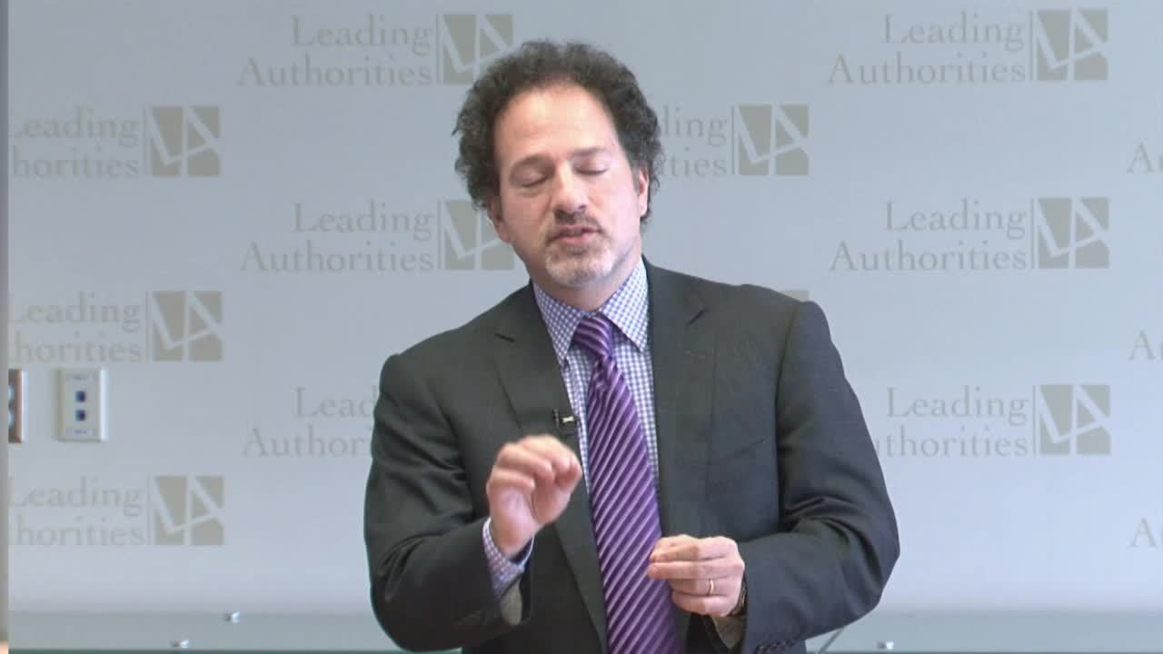 Zachary Karabell: Leading Indicators | LAI