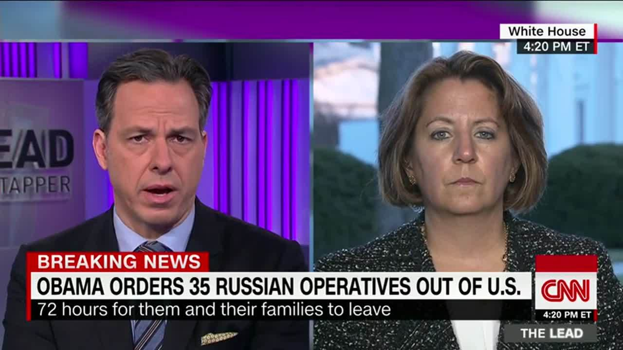 Lisa Monaco on US Actions Toward Russia
