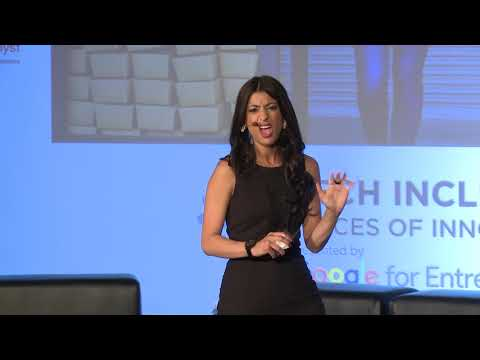 Komal Ahmad: Using Technology to Solve the World's Problems
