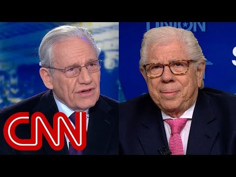 Woodward and Bernstein On Russia Investigation